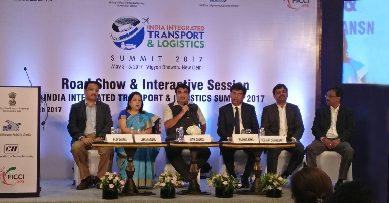 Road Transport and Highway ministry holds road show in Mumbai to
