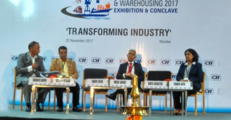 CII Maritime, Ports, Logistics & Warehousing Expo focuses on