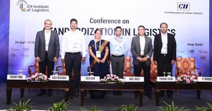 CII's standardisation in logistics conference receives support from