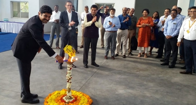 New SEZ hub for DHL Global Forwarding in Chennai - Indian