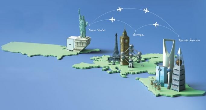 Saudia Cargo adds freighters on New York-Liege, Nairobi